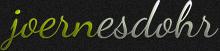 joernesdohr.com